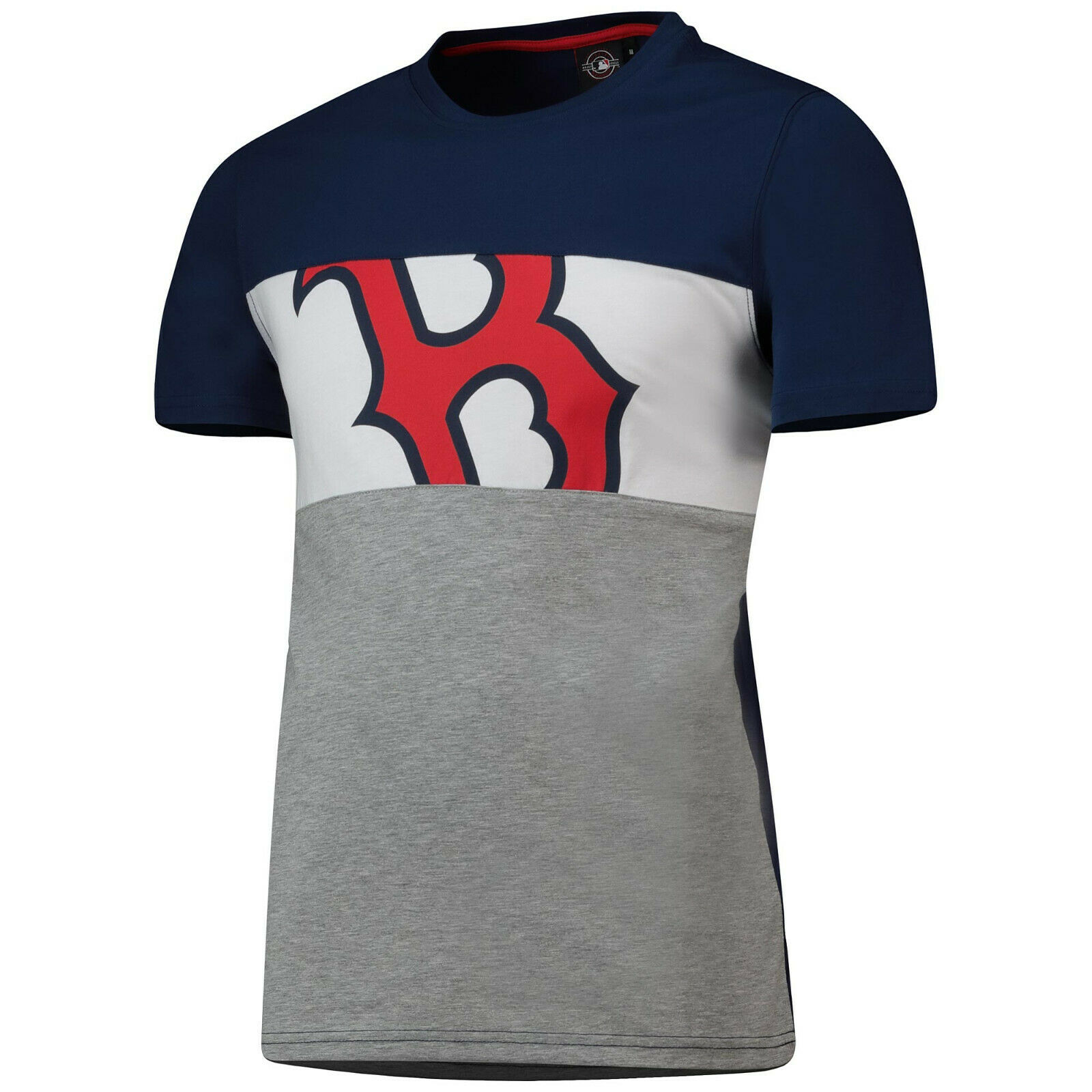 MLB béisbol Boston rojo Sox Sox Sox t-shirt cut Sew logotipo cfbe69