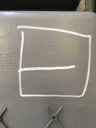 GENUINE FORD TRANSIT CUSTOM 2018 LEFT SIDE DOOR CARD PANEL BK21-V23943-01