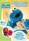 Sesame Beginnings Make Music Together 0074645416298 DVD Region 1