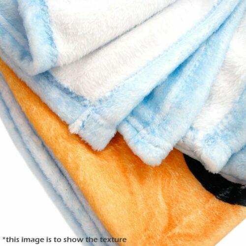"Kakaotalk Kakao Friends Soft Warm Lightweight 60/"" Fleece Throw Blanket 1PC"