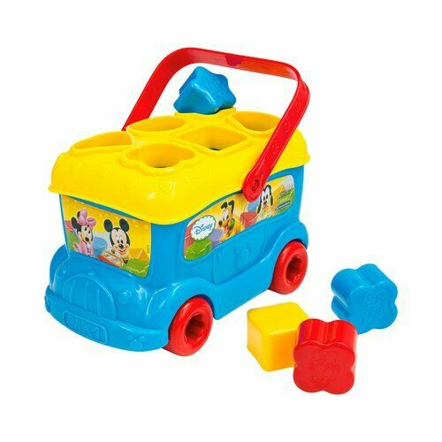 Baby Motorik Spielzeug : clementoni baby sortier bus motorik spielzeug g nstig ~ Watch28wear.com Haus und Dekorationen