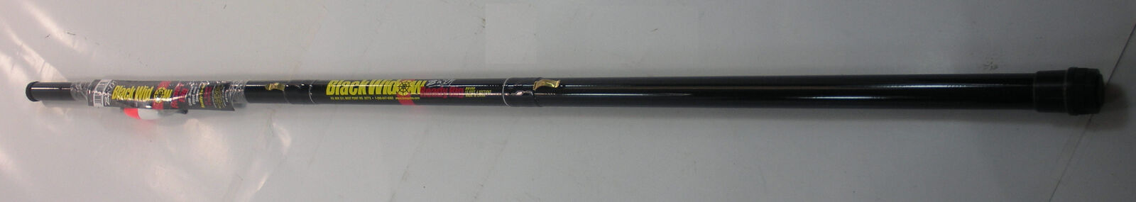 B & M BW4RR 4m Vedova Nera Rig Pronti tutti'Uso Asta 4 Sezioni 13981