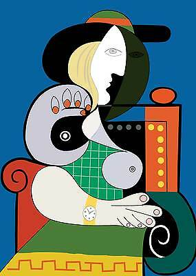 Picasso # 06 cm 70x100 Poster Affiche Plakat Cartel Stampa Grafica Art papiarte