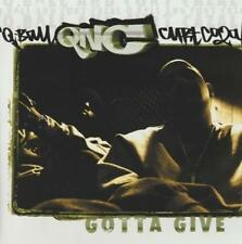 QNC: Gotta Give PROMO w/ Art MUSIC AUDIO CD Q-Ball Curt Cazal Rhyme Connection 6