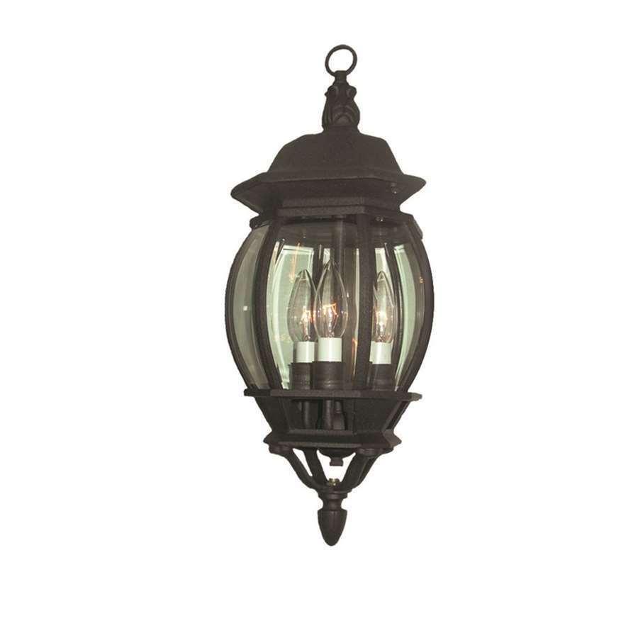 Woodbridge Iluminación Colgante al aire libre - 61005-BKP