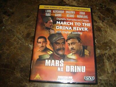 Mars na Drinu (March on the Drina) International release (DVD 1964)