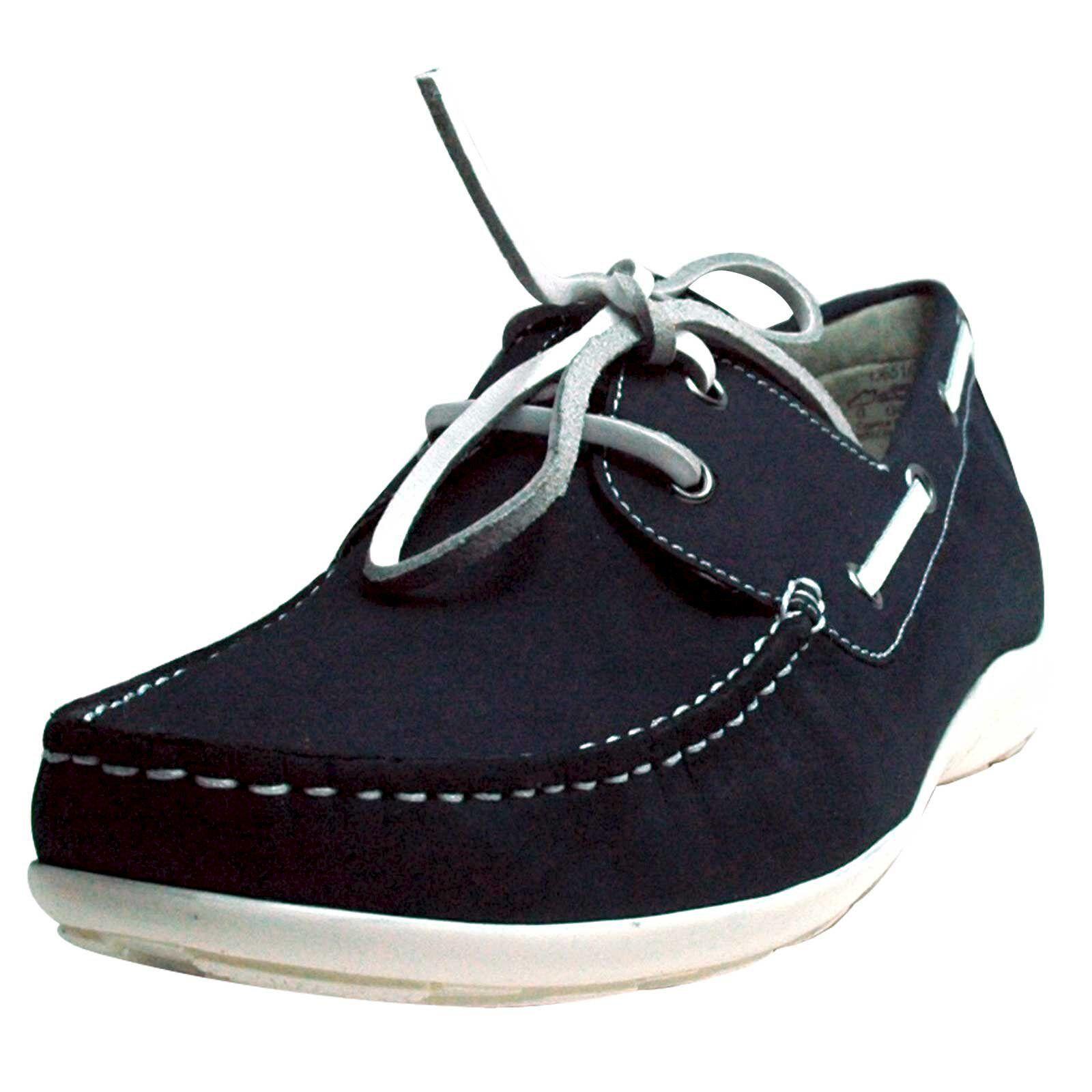 Billig hohe Qualität Caprice Herren-Mokassins navy- blau, air-4-men