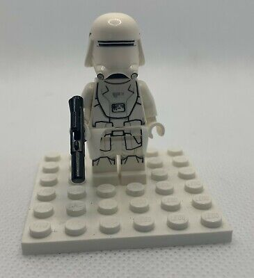 LEGO Minifigure Star Wars SW0657 First Order Snowtrooper With Kama new New