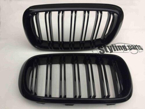 Rene doppio STEG nero ad alta lucido laccato Adatto per BMW f15 x5 f16 x6