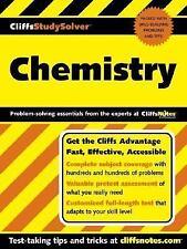 CliffsStudySolver Chemistry (Cliffsstudy Solver)