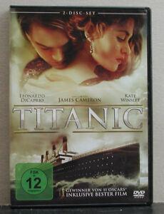 DVD (2-Disc-Set) Titanic - FSK 12