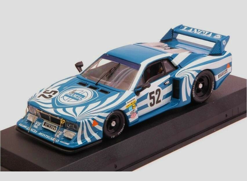 LANCIA BETA MONTECARLO  52 LE MANS 1980 9273 Best Model 1 43 New in a box