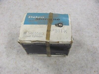 NOS 70-81 Chevy Monte Carlo Caprice Rear Wheel Cylinder Delco 5465580 71 72 73