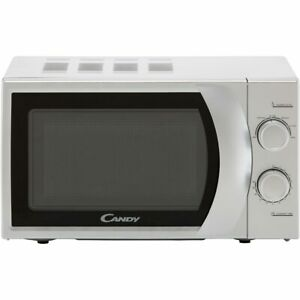 Candy SDA CMW 2070S-UK 700 Watt Microwave Silver New from AO
