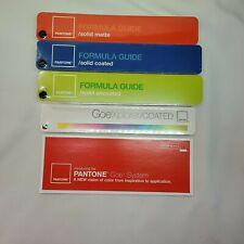 Pantone Formula 4 Guide Set Coateduncoatedmatte Xplorer Coated Gp1202