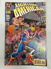Fighting American #2 Comic Book DC 1994