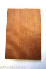 8 Blatt Furnier Macore, Intarsien Modellbau basteln Schreiner Möbel Restauration