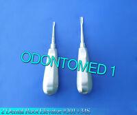 2 Dental Root Elevator 301 + 34s Surgical Dental Instruments