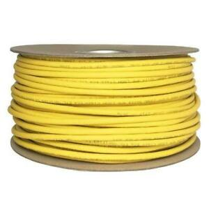 10m-100m-Cat6-Solid-LSZH-Cable-Yellow-100-Copper-Data-Networking-Ethernet-lot
