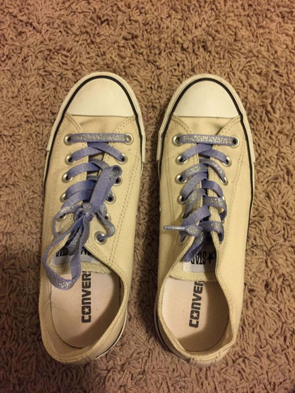 Converse his white US 7 First class in his Converse class  Athletic Shoes f24a46