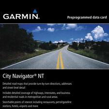 GARMIN City Navigator NT Street Map 2012 SD card North America USA Canada Mexico