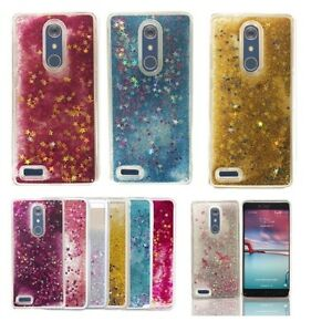separation shoes 84f8b 85515 Details about TRANSPARENT LIQUID GLITTER LUXURY FULL TPU CASE FOR ZTE ZMAX  PRO METRO PCS Z981
