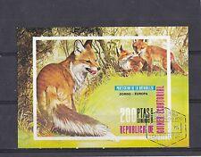 Guinea Ecuatorial 1973 - Dieren/Tiere/Animals (Vos / Red Fox)