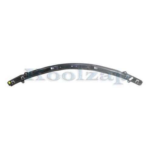 Fits 00-03 Sentra Sedan Front Upper Bumper Cover Retainer Brace Support Bracket