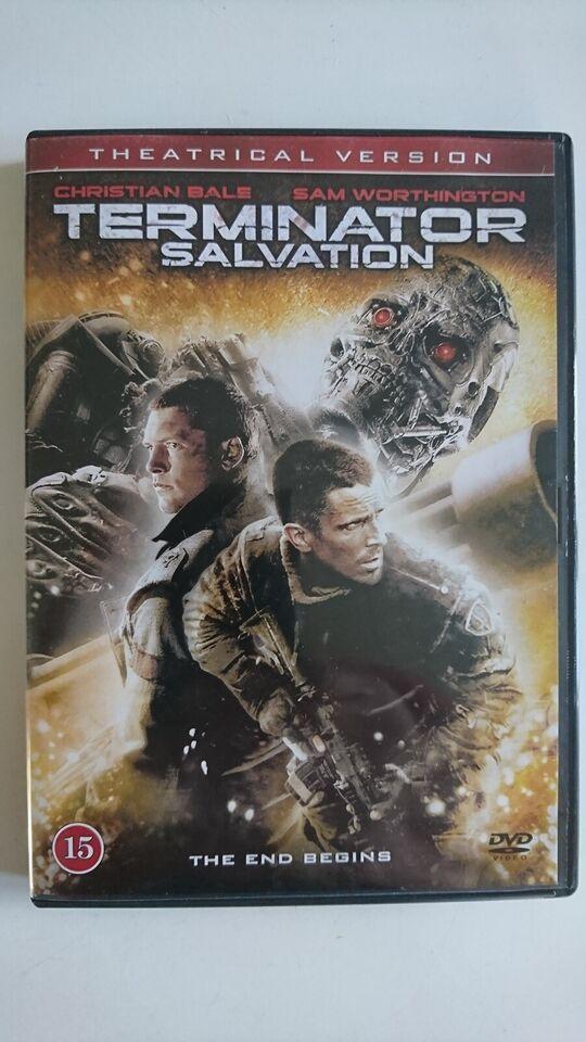 "Terminator Salvation, instruktør Joseph ""McG"" McGinty"