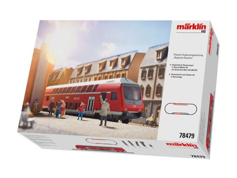 Märklin 78479 temas-complemento envase 'regional-Express' DB h0
