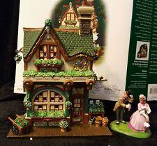 Dept. 56 Dickens' Village ~ Green's Park Nosegays ~ (Set of 2) #56.58704 Retired