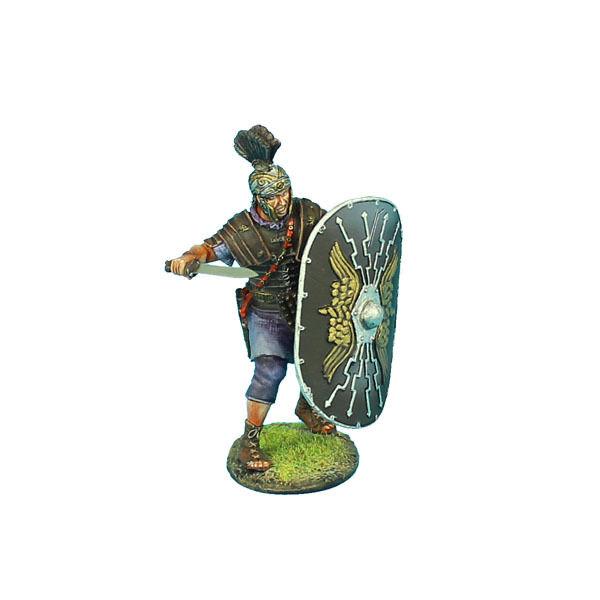 ROM100 Imperial Roman Praetorian Guard with Gladius by First Legion