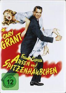 DVD-Arsen-und-Spitzenhaeubchen-Cary-Grant-Kult-NEU