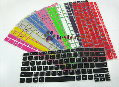 Saco Keyboard Protector Silicone Skin Cover for Lenovo B5080 B Series B5080 80EW018JIH/ 15.6 inch Laptop/  Transparent