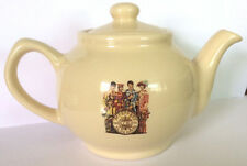 THE BEATLES Sgt. Pepper SMALL CREAM TEAPOT 2 cup size