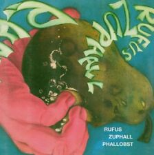 RUFUS ZUPHALL: Phallobst (1971); + 8 bonus tracks LONG HAIR Neu
