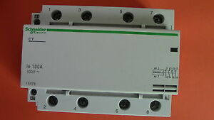 CONTACTEUR-CT-4NO-100A-230V-SCHNEIDER-15978