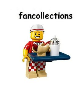 Minifig-LEGO-Serie-17-71018