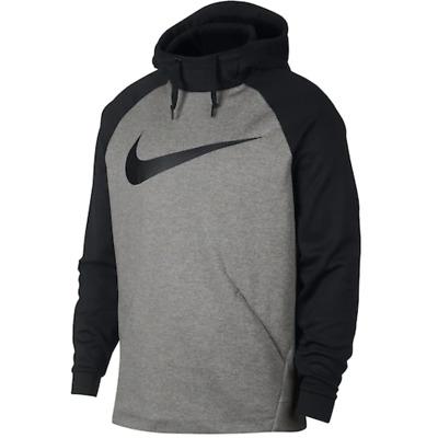 NWT Men's Nike Therma Full Zip Hoodie Choose Size White Black