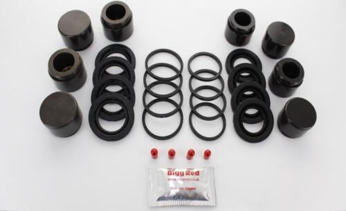 for ALFA ROMEO 147 3.2 GTA FRONT Brake Caliper Repair Kit with Pistons BRKP295