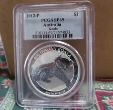Australia 2012 Antarctic Series Emperor Penguin Proof 1 Oz Silver Coin SALE!!!