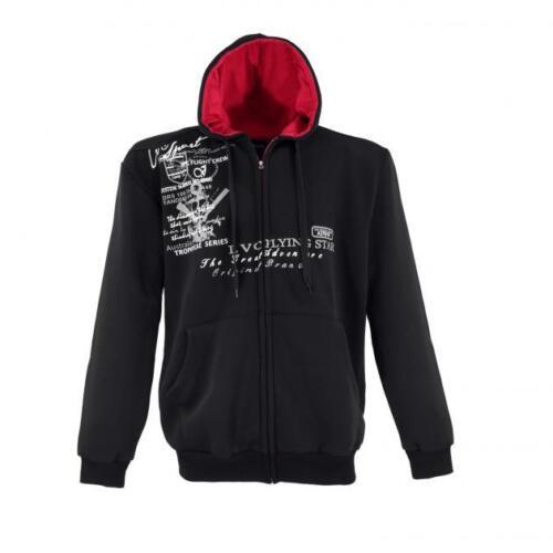 LAVECCHIA Giacca Uomo Sweatjacke hoodie 2 colori 3xl 4xl 5xl 6xl 7xl 8xl #706