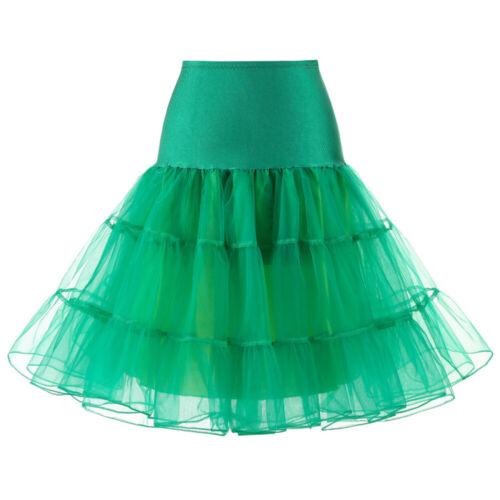 Retro//Underskirt//50s Swing Vintage Petticoat//Rockabilly Tutu//Fancy Net Skirt
