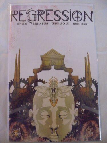 Regression #3 A Cover NM Image Comics Book