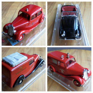 4-VITESSE-scale-1-43-Miniature-diecast-cars-Vehicle-Boxed-metal-model-Brand-new