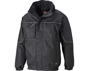 da Nera Giacca S impermeabile 300 lavoro invernale Industry A Dickies 4xl in30060 f7CxqH7dw