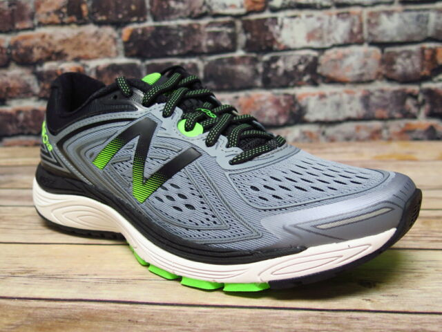Men/'s New Balance M1080GY7 Running Shoes Grey Yellow HOT ITEM!