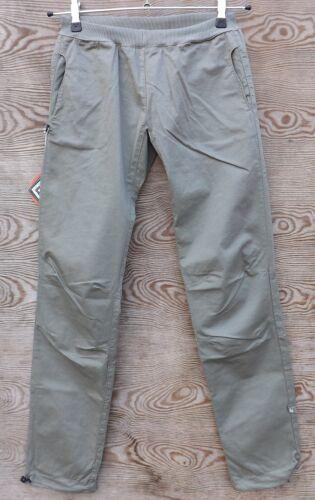 Kletterhose warm grey leichte Damenhose E9 Rapa