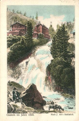 Ansichtskarte - Ak - Österreich - Bad Gastein, 1912, (N)20028