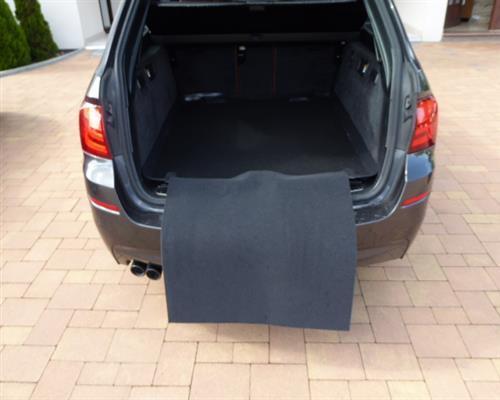 Ladekantenschutz BMW X3 F25 ab 2010 Kofferraumwanne Teppich
